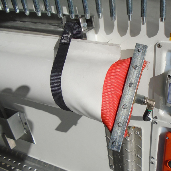 Air Bag Load Restraint System