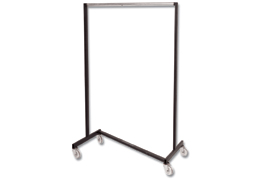 Garment Rail Trolleys - Z Frame