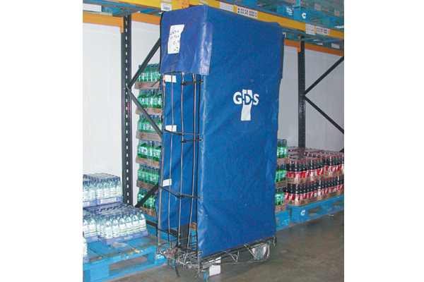 Roll Pallet Covers and Sheets