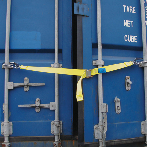 Container Door Safety Strap